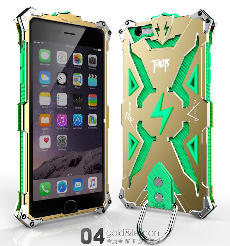 iphone6 ゴリラガラス アルミケース