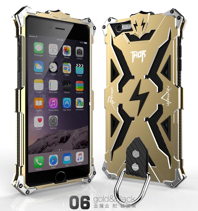 iphone6 金属 タフケース